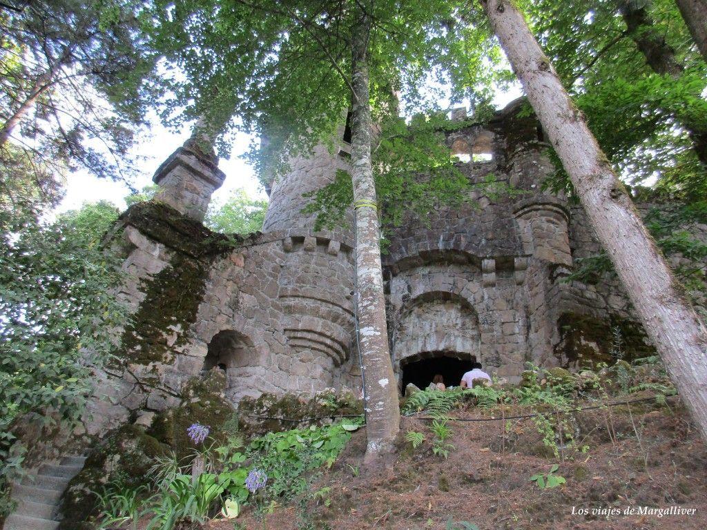 Sorpresas en la Quinta da Regaleira en Sintra - Los viajes de Margalliver